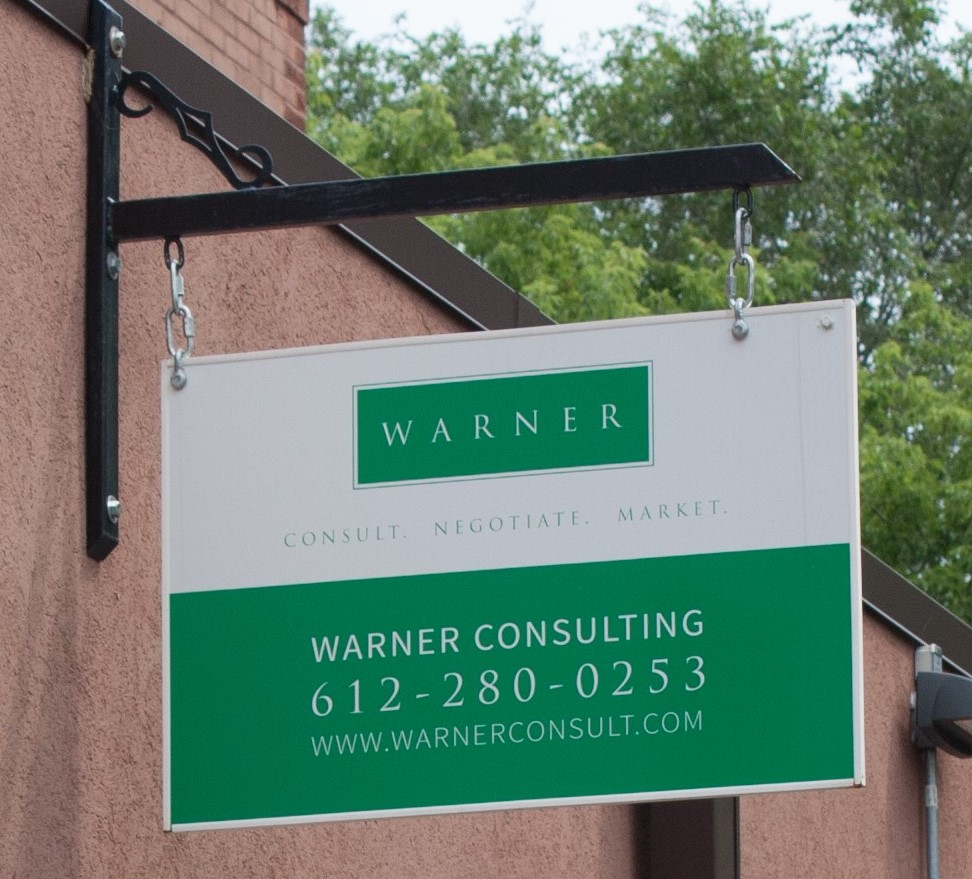 Chris Warner, Warner Consult